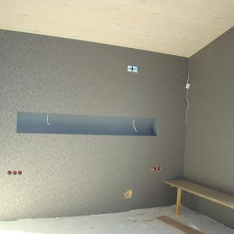 Statybos ir remonto darbai / Apdailos Garantas / Darbų pavyzdys ID 228661