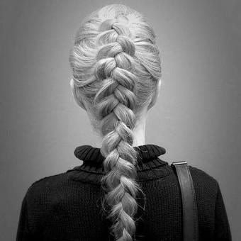 Kirpėjas, meistras, plaukų stilistas / Ramunė Chochlovaitė / Darbų pavyzdys ID 229499