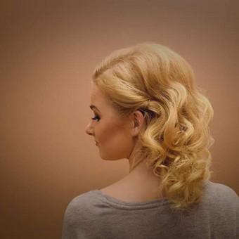 Kirpėjas, meistras, plaukų stilistas / Ramunė Chochlovaitė / Darbų pavyzdys ID 229505