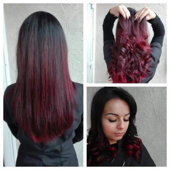 Kirpėjas, meistras, plaukų stilistas / Ramunė Chochlovaitė / Darbų pavyzdys ID 229507