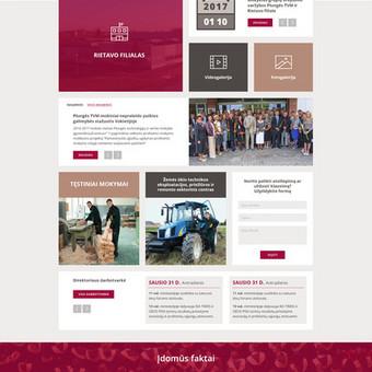 Interneto svetainės ir el. parduotuvės. / UAB Western Investment / Darbų pavyzdys ID 230111