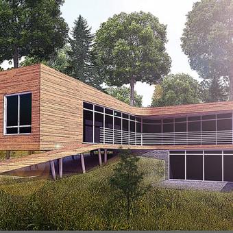 Architektas, projektavimas / Namai LT / Darbų pavyzdys ID 231593