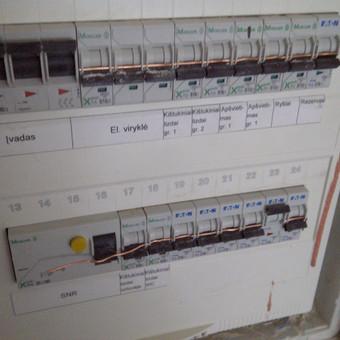 Elektrikas, elektros darbai / Jonas / Darbų pavyzdys ID 231701