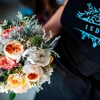 Vestuvinis floristinis dekoravimas / Isdeco / Darbų pavyzdys ID 231967