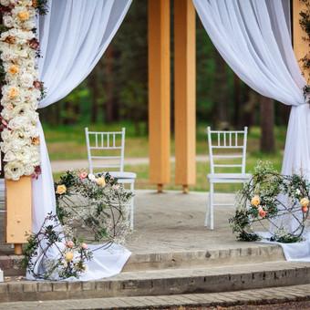 Vestuvinis floristinis dekoravimas / Isdeco / Darbų pavyzdys ID 231975