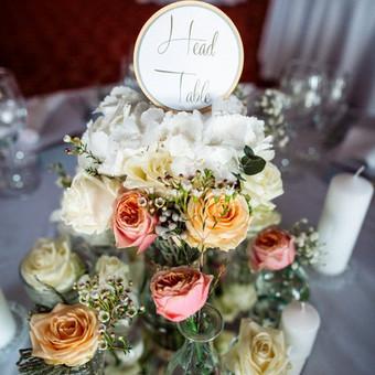 Vestuvinis floristinis dekoravimas / Isdeco / Darbų pavyzdys ID 231977