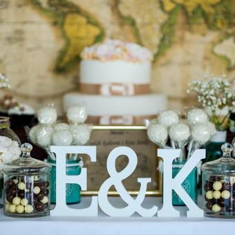 Vestuvinis floristinis dekoravimas / Isdeco / Darbų pavyzdys ID 231983