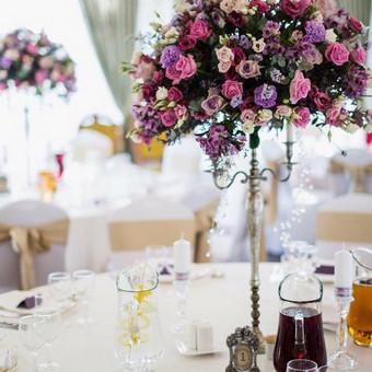 Vestuvinis floristinis dekoravimas / Isdeco / Darbų pavyzdys ID 231991