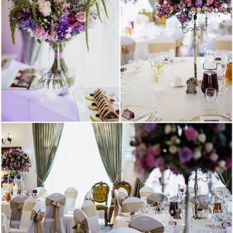 Vestuvinis floristinis dekoravimas / Isdeco / Darbų pavyzdys ID 231993