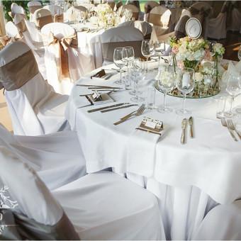 Vestuvinis floristinis dekoravimas / Isdeco / Darbų pavyzdys ID 232005