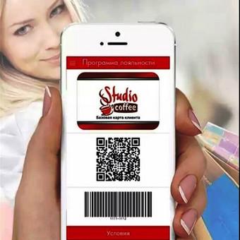 Mobilios elektroninės nuolaidų ir lojalumo kortelės.