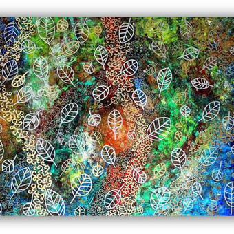 KRENTANTYS LAPAI 50x70 cm