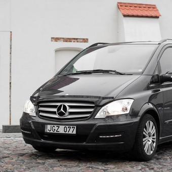 Mercedes Viano long, 2010m. jūsų šventei ar laisvalaikiui :)