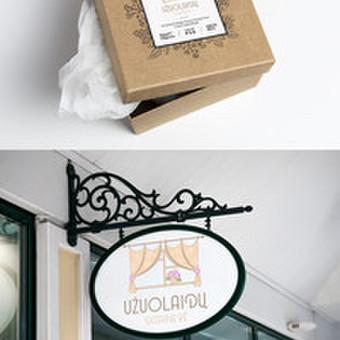 Logotipų kūrimas bei grafikos dizaino paslaugos / Valery Kitkevich / Darbų pavyzdys ID 238055