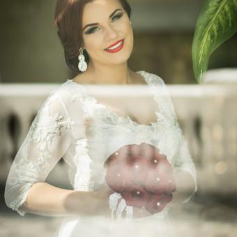 Vestuvių fotografija su meile. / ALEX ZAPA / Darbų pavyzdys ID 239807