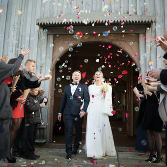 Vestuvių fotografija su meile. / ALEX ZAPA / Darbų pavyzdys ID 239865