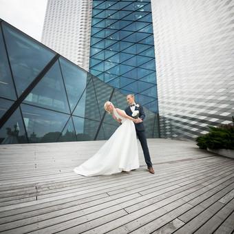 Vestuvių fotografija su meile. / ALEX ZAPA / Darbų pavyzdys ID 239889