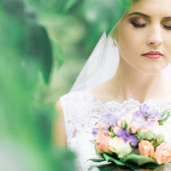 Vestuvių fotografija su meile. / ALEX ZAPA / Darbų pavyzdys ID 239911