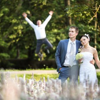 Vestuvių fotografija su meile. / ALEX ZAPA / Darbų pavyzdys ID 240167