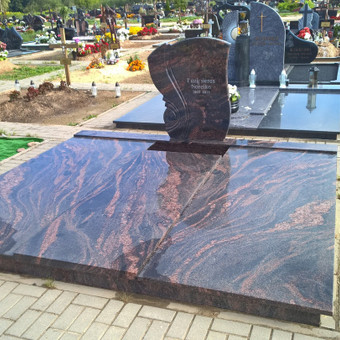 kapavietės įrengimas liepkalnio kapinėse 865688083