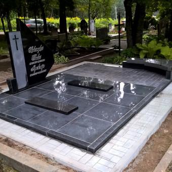 kapavietės renovacija, rokantiškių kapinės 865688083