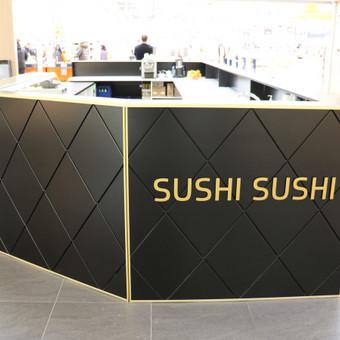#Sushi sala.