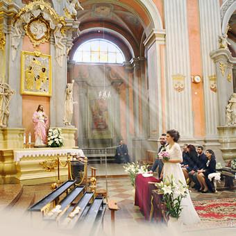 Vestuvių fotografavimas Vilniuje, aukštaitijoje / Donata Vitkienė / Darbų pavyzdys ID 247153