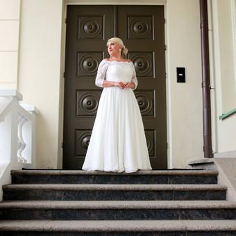 Vestuvinių ir proginių suknelių siuvimas Vilniuje / Oksana Dorofejeva / Darbų pavyzdys ID 247409