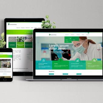 Grafinis dizainas, web dizainas, maketavimas / Jurgita / Darbų pavyzdys ID 247851