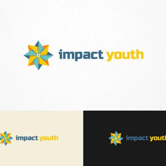 Impact youth  |   Logotipų kūrimas - www.glogo.eu - logo creation.