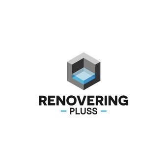 Renovering pluss  |   Logotipų kūrimas - www.glogo.eu - logo creation.