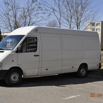 Krovinių pervežimas / Virgilijus / Darbų pavyzdys ID 254461
