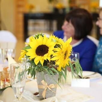 Floristas, gėlių salonas / Vilma / Darbų pavyzdys ID 258883