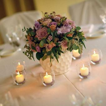 Floristas, gėlių salonas / Vilma / Darbų pavyzdys ID 258895