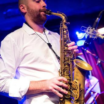 Saksofonistas / Manvydas Pratkelis / Darbų pavyzdys ID 259219