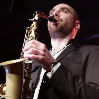 Saksofonistas / Manvydas Pratkelis / Darbų pavyzdys ID 259227