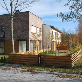 Blokuoti namai Palangoje (su architektu Gintaru Platūkiu)