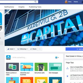 Socialinių tinklų administravimas / Ema Bilytė / Darbų pavyzdys ID 262397