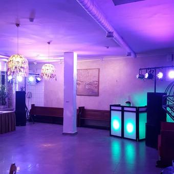 Įmonės vakarėlis. Vieta: restoranas Le Boheme, Vilnius.