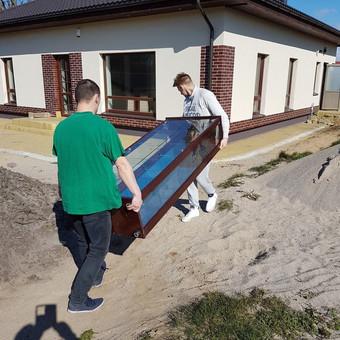 Kroviniu  pervežimas klaipedoje palanga / Vidas Vidauskas / Darbų pavyzdys ID 264847