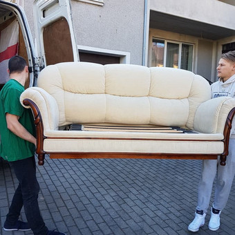 Kroviniu  pervežimas klaipedoje palanga / Vidas Vidauskas / Darbų pavyzdys ID 264853