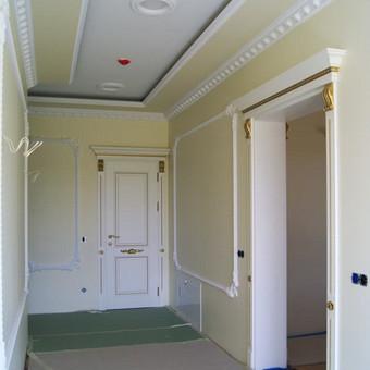 Vidaus durys iš medžio masyvo / Aidas Mazūra / Darbų pavyzdys ID 268973