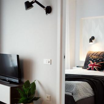 52 kv.m butas Vilniaus centre