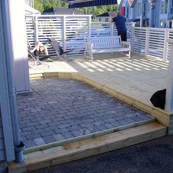 Statybos ir remonto darbai Šiauliuose / Paulius Buivydas / Darbų pavyzdys ID 279861