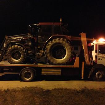 Technikos - krovinių pervežimai / Hempa Transportas / Darbų pavyzdys ID 280567