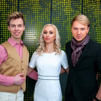 Martas Kalendra, Kristina Tarasevičiūtė, Mantas Wizard