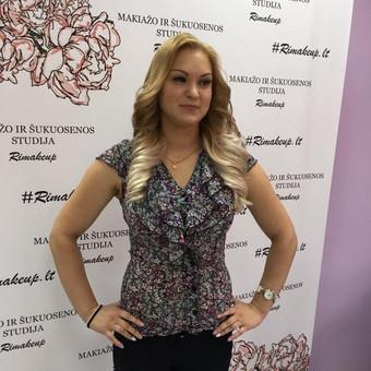 """Stambios """"Oksana Pikul"""" garbanos"""