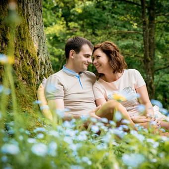 Poros fotosesija - love story