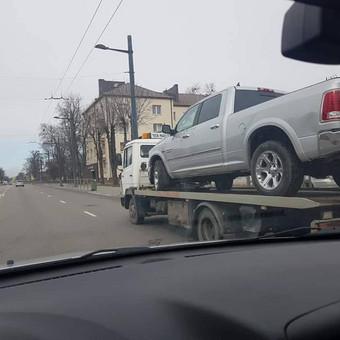 Techninė pagalba kelyje / Vytas / Darbų pavyzdys ID 287693