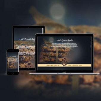 http://giraiciokepykla.lt/internetine-svetaine/ Daugiau darbų rasite http://vrv.lt